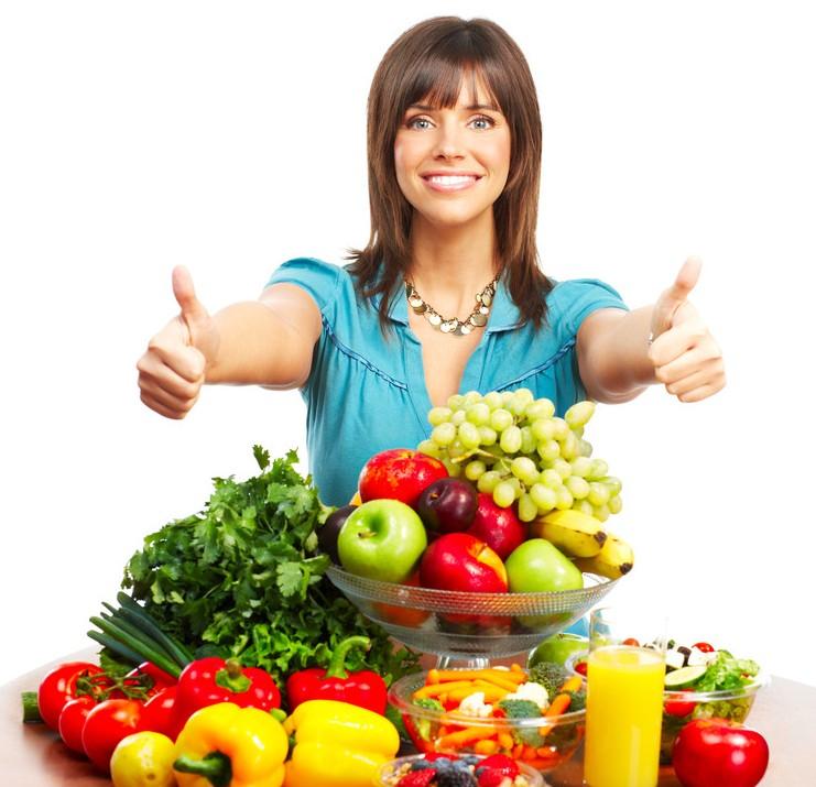 eating balance diet
