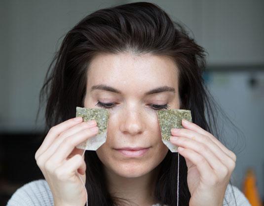 Under Eye Green Tea