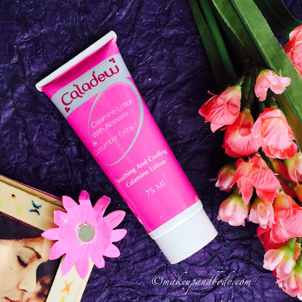 Review on Caladew Calamine Lotion by Ethicare Remedies