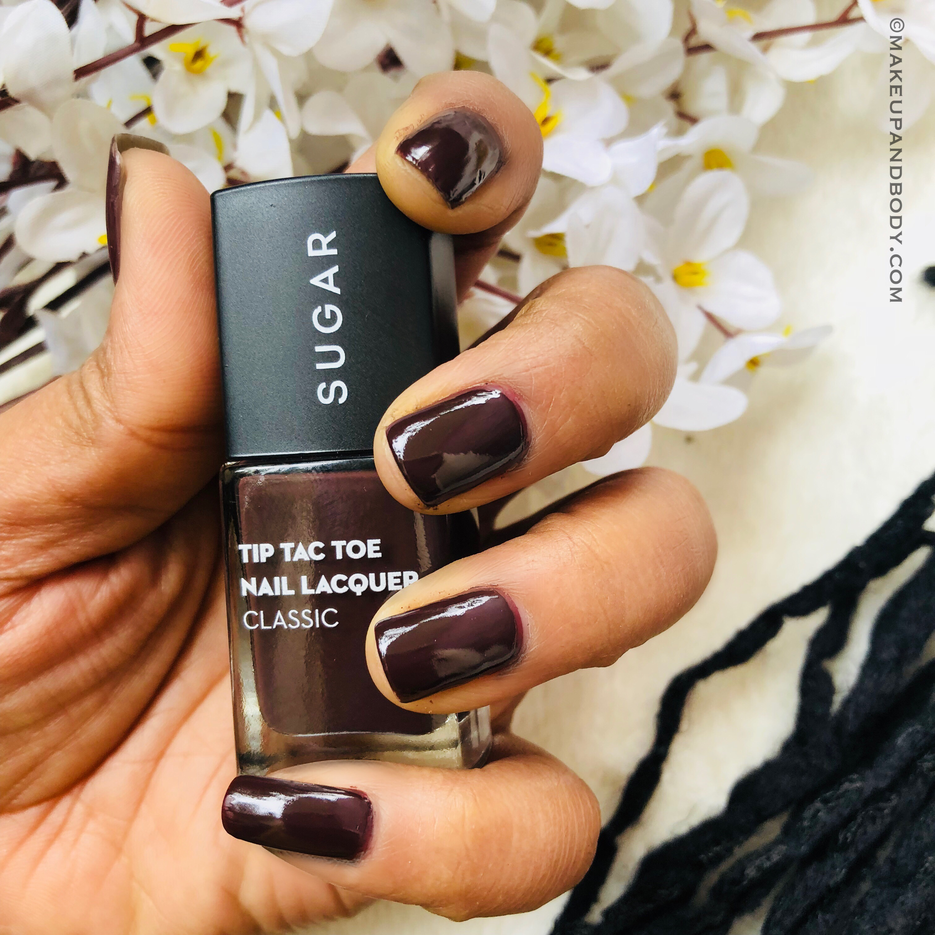 SUGAR Tip Tac Toe Nail Lacquer - 049 Toast Of The Town
