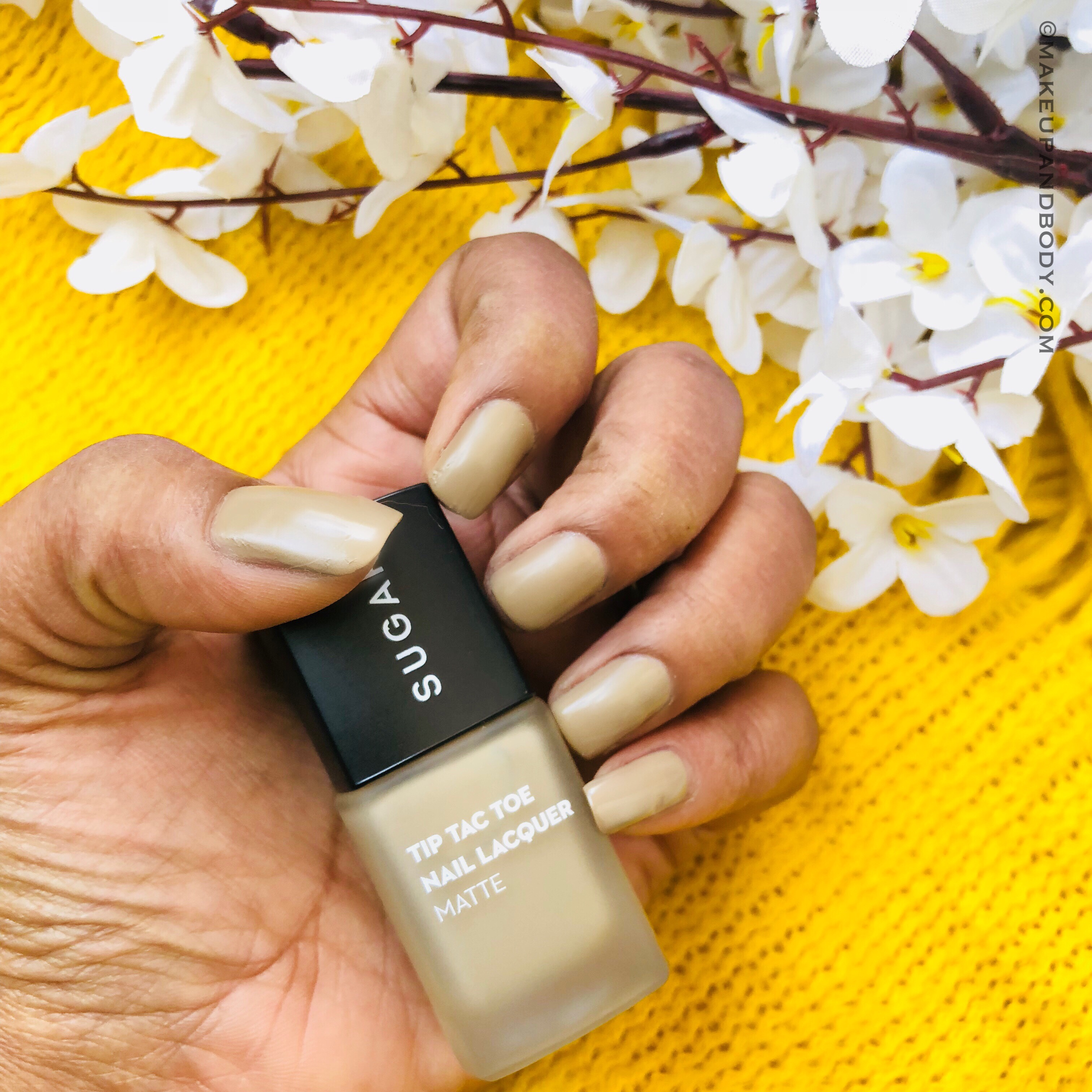 SUGAR Tip Tac Toe Nail Lacquer New Collection Review & Swatches for COCOA Range