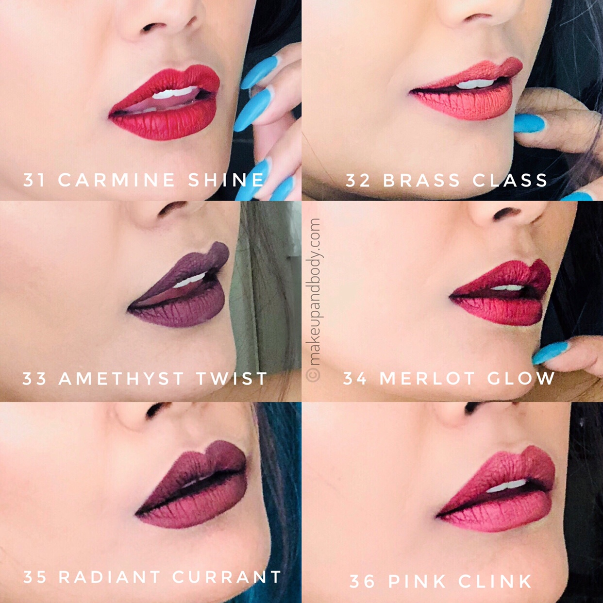 SUGAR COSMETICS SMUDGE ME NOT METALLIC LIQUID LIPSTICKS REVIEW AND SWATCHES