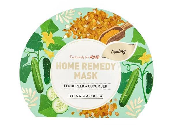 DearPacker Home Remedy Mask - Fenugreek + Cucumber.jpg