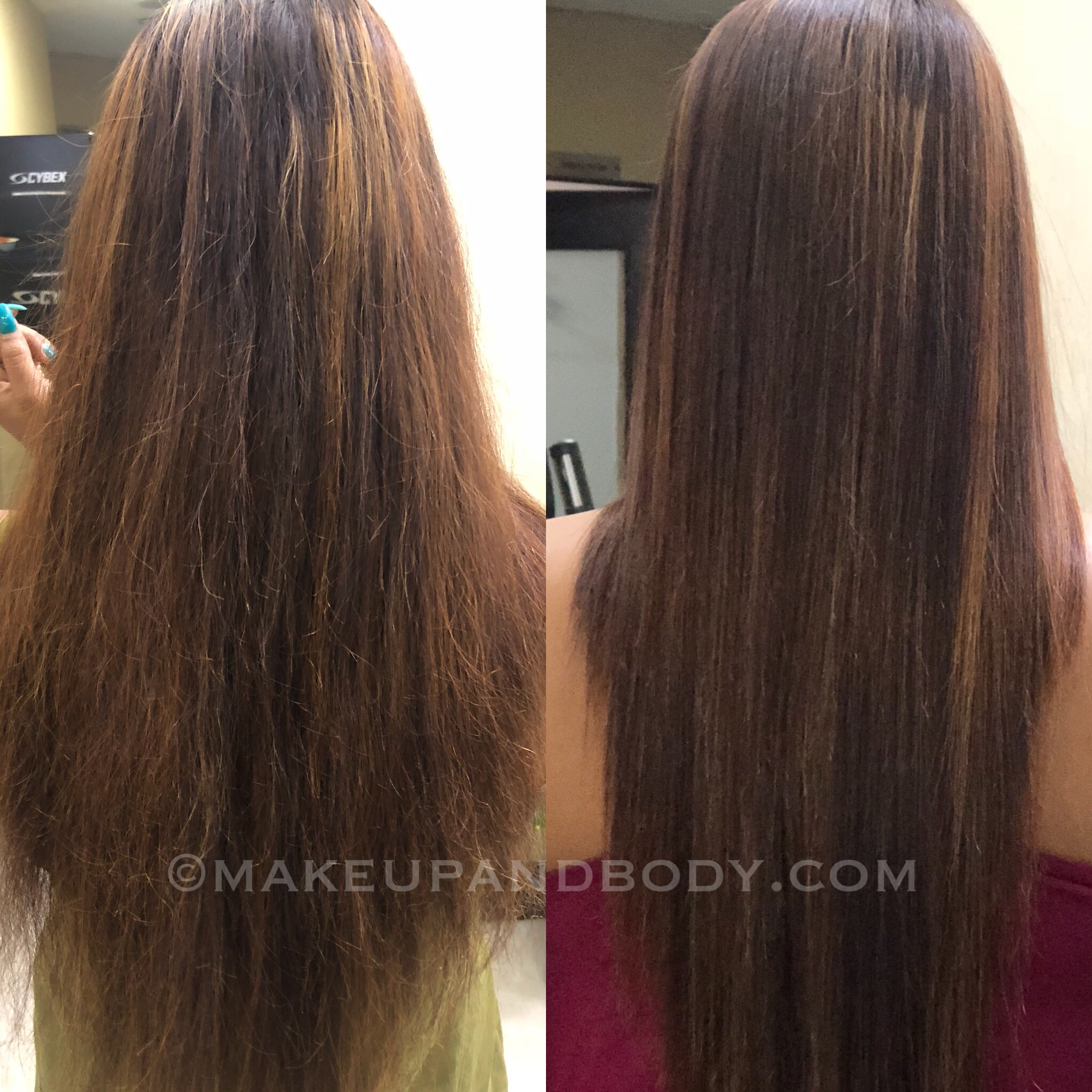 My Experience with Kerafusion Keratin treatment at VLCC Dwarka Sector-11