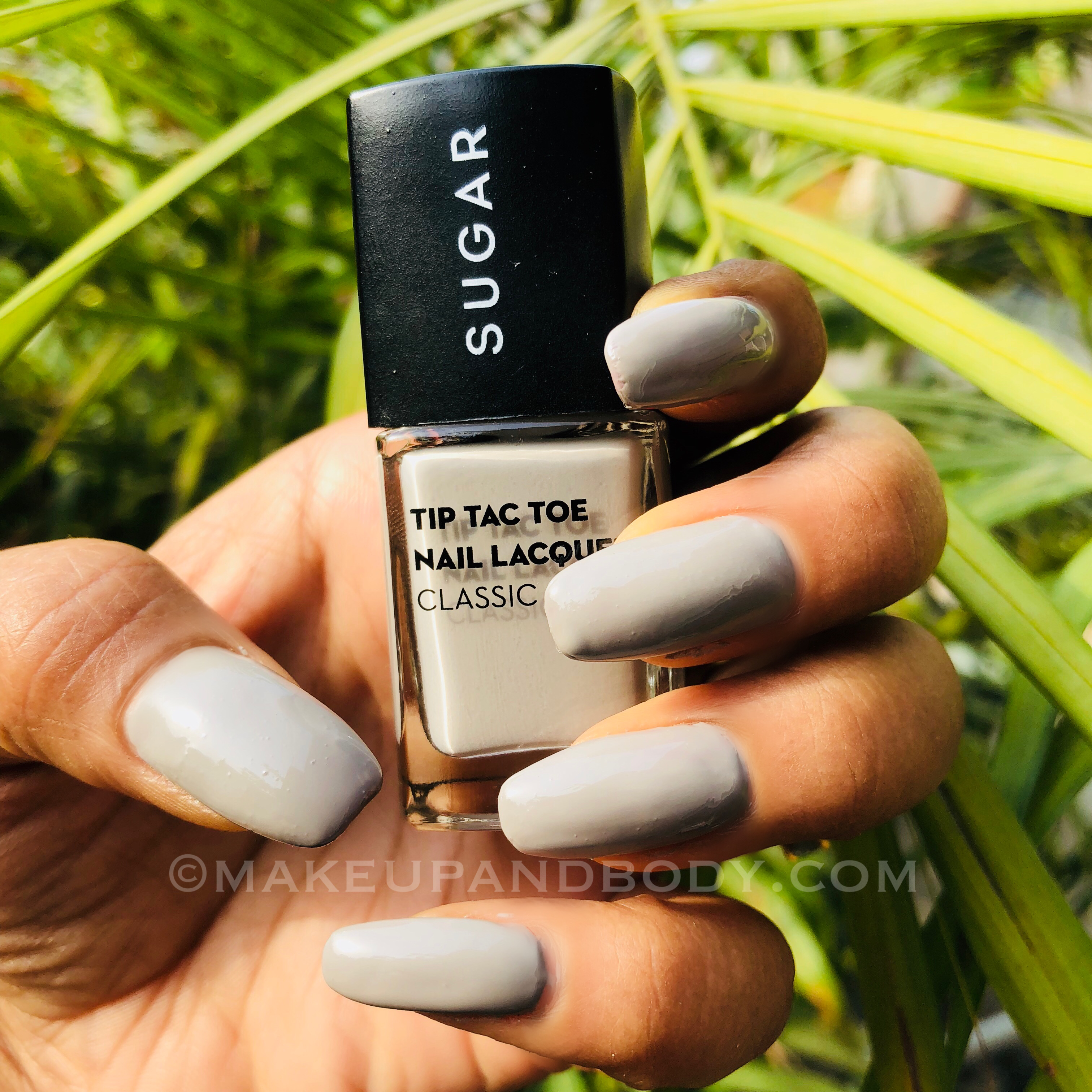 SUGAR Tip Tac Toe Nail Lacquers - The Candyland Collection Review and Swatches