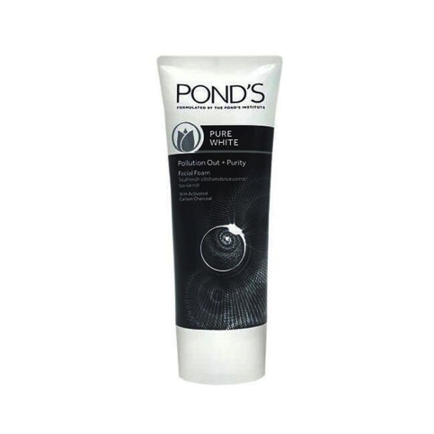 3. Pond's pure white anti-pollution + purity face wash.png