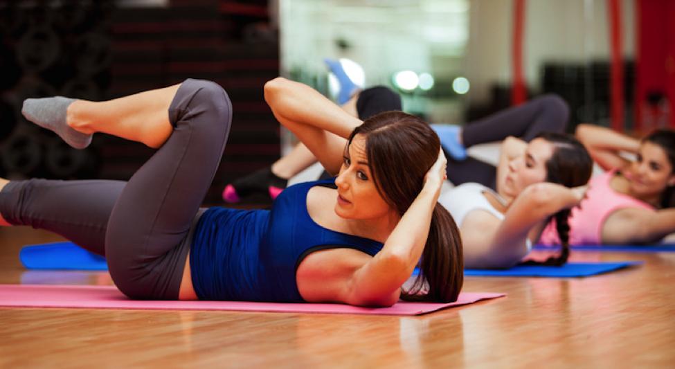 Do high-intensity exercise