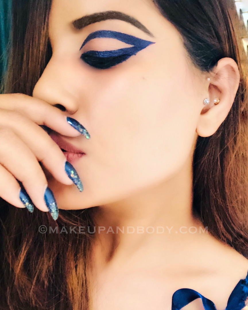 SUGAR BORN TO WING GEL EYELINER - Review and Swatches