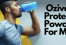 Oziva - Protein Powder For Men