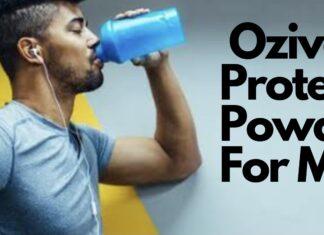 Oziva - Protein Powder For Men